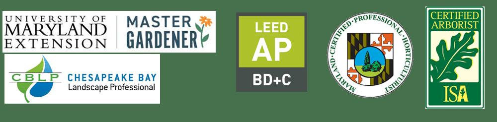 Landscape Certifications